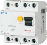 Eaton FI-Schutzschalter Typ F PFIM-40/4/003-G/F