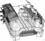 Bosch SPI25CW03E int. Spüler  45cm weiß  A+