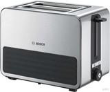 Bosch TAT7S25 Toaster Kompakt grau/schwarz