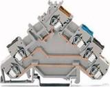 WAGO Initiatorenklemme 0,05-2,5mmq grau 280-580