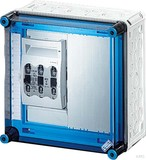 Hensel Sicherungsgehäuse 1x3xNH00 250A 5p. MI 6226
