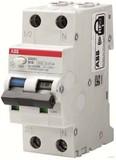 ABB FI/LS-Schalter 6kA, 1p+N DS201A-B10/0,03