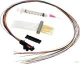 Corning Aufteiladapter aussen 0,6m, 7 - 12 Fasern FAN-OD25-12 (10 Stück)