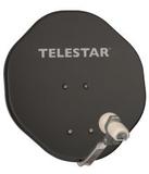 Telestar ALURAPID 45 grau  mit SKYSINGLE HC-LNB