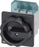 Siemens Hauptschalter 3p. 25A 9,5kW/400V 3LD2103-0TK51