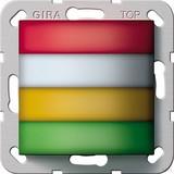 Gira Zimmersignalleuchte GE GN System 55 294400