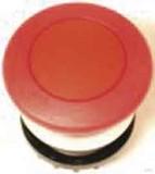 Eaton / Möller Pilzdrucktaste rot,rast.,beschrift M22-DRP-R-X0
