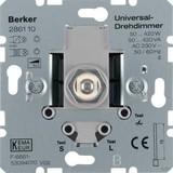 Berker Universal-Drehdimmer 230V, 50/60Hz 286110