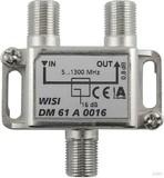 Wisi DM-61 A 0016  Abzweiger, 1-fach, 16 dB