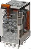 Finder Relais + LED 230VAC 4W 7A für Fas. 94.04/84/44 55.34.8.230.0050