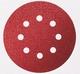 Bosch 2608605071  5 Schleifblätter, 125mm,K120 (5 Stück)