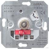 Gira 031400 Drehzahlsteller 0,1 2,7 A Einsatz
