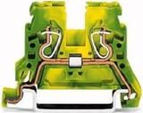WAGO Schutzleiterklemme 0,08-2,5/4mmq gn/ge 870-907