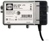 Wisi VX81-0S BKVerst., 18-21dB,Rückweg aktiv