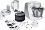 Bosch MUM58W20 Küchenmaschine Edelst.Schüssel