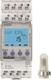 Theben Dämmerungsschalter mit Aufbaulichtsensor LUNA 111 top3 AL