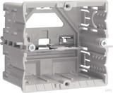 Tehalit Geräteeinbaudose C-Profil 50x65 grau GLT5000