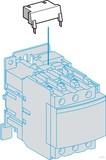 Schneider Electric Überspannungsbegrenzer RC 110-240VAC LA4DA2U