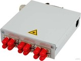 Telegärtner TS-Verteiler 6xSTD MM Metallhülse H82050A0001