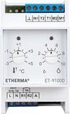 Etherma Steuerung o. Fühler für Dachrinnenheizung ET-9100D