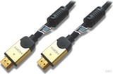 E+P Elektrik High-Speed-HDMI-Kabel 1,5m HDMI 4000