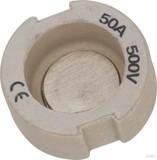 Mersen D-Schraub-Paßeinsatz D III, 50A weiss 1658.05
