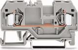 WAGO Durchgangsklemme grau 0,08-4qmm 281-901