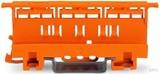 WAGO Befestigungsadapter für Serie 22, orange 221-500