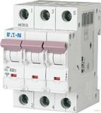 Eaton / Möller LS-Schalter mit Beschrift. B 32A, 3p PXL-B32/3