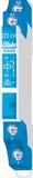 Eltako Koppelrelais 1S 6A/250V AC KR09-24V UC