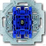 Busch-Jaeger Kontroll / Wechselschalter 10A, mit Glimmlampe 2000/6 USK