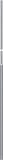 OBO Bettermann Rohrfangstange 1,5m verjüngt 101 VL1500