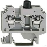 WAGO Sicherungsklemme 0,2-6qmm grau 282-122