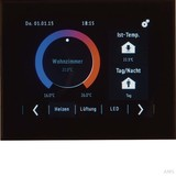 Berker Touch Control mit TFT-Display KNX 75740101