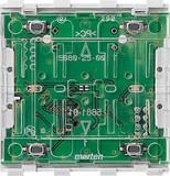 Merten Taster-Modul Comfort Plus 2fach MEG5122-0300