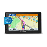 Garmin Navigationssystem 12,7cm-Display DriveSmart51LMT-DEU
