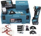 Makita TM30DSMJX5  Multifunktionswerkzeug 10,8V