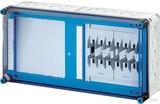 Hensel Sicherungsgehäuse 2xNH00 3p. 250A 5p MI 6422