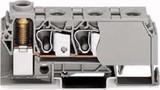 WAGO Verteilerklemme 0,2-10mmq grau 284-621
