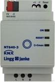 Lingg&Janke KNX Spannungsversorgung 640mA 3TE NT640-3