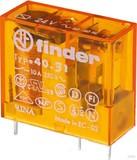 Finder Steck/Printrel. 230VAC1W10A Raster 3,5mm 40.31.8.230.0000