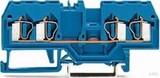 WAGO Durchgangsklemme blau 0,08-2,5qmm 280-834