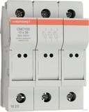 Mersen Sicherungshalter 10x38 AC690V 32A 3-p CMC103 (4 Stück)