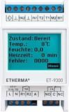 Etherma Vollautomatische Steuerung für Frei/Dachfl. Heiz. ET-9300