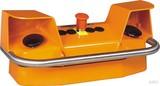 TE Sensors Steuerpult-Unterteil für Zweih.-Steuerpulte XY2SB531