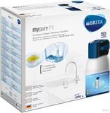 Brita Wasserfilter-Armatur Starterset mypure P1 (2 Stück)