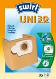 Swirl Staubfilterbeutel Uni30 Papier