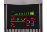 Trisa Turmventilator Fresh Breeze inkl.Timer
