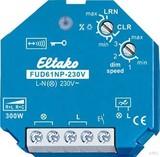Eltako Funkaktor Universal Dimmschalter FUD61NP-230V
