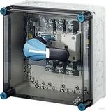 Hensel Lastschaltergehäuse 160A 3p.+PE+N MI 7256